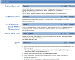 Resume LinkedIn Labs PDF Template