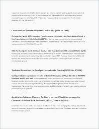 Finance Cv Template Word New Resumet For Freshers Free Download