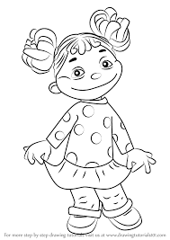 Small Picture Gabriela Sid The Science Kid Coloring Page Coloring Home