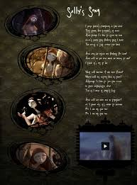 Songs similar to or like. Sally S Song Amy Lee Nightmare Before Christmas Songs Jack And Sally Nightmare Before Christmas