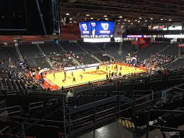 Dayton Arena Seating Chart Ncaa University Of Dayton Arena Section 314 Rateyourseats Com