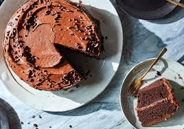 Chocolate Chocolate Birthday Cake Recipe Nyt Cooking