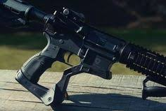 Stickman Magazine Holder Mako AR100 M100 Vertical Front Grip Mag Holder Everything For 36
