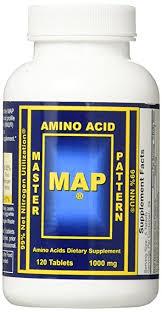 Master Amino Acid Pattern Simple Amazon Master Amino Acid Pattern MAP Health Personal Care
