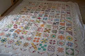 Quilting Is My Therapy I stand corrected....Sylvia's Sampler quilt ... & dear jane quilting Adamdwight.com