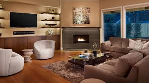 Image Brick Fireplace 20 Beautiful Living Room Layout With Two Focal Points Home Design Lover Home Design Lover 20 Beautiful Living Room Layout With Two Focal Points Home Design