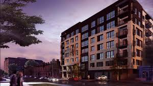 construction of the 194 unit solis brightleaf apartment building in downtown durham is slated to