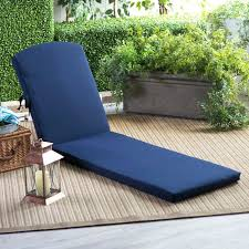 canvas flax outdoor chaise lounge cushion cushions n signature outdoor chaise lounge with cushions espresso navy blue
