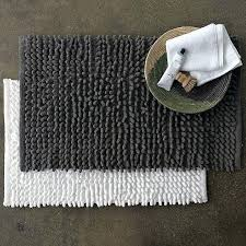 luxury small bath rug mat modern stylist and luxury designer bathroom bedroom idea square 17 x 24 round white oval contour cotton