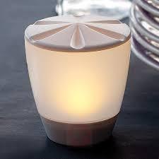 Mooi Gevormde Led Solar Tafellamp Turner