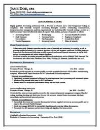 17 Best Accounting Resume Samples Images Accounting