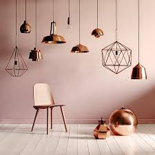 copper lighting fixtures. pimpelwit copper lamp collection interior inspiration orange cooper trend the decor ideas for your house get and tips from www lighting fixtures pinterest