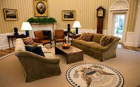 a new look for the oval office barack obama oval office