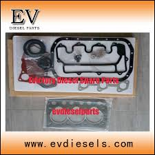 forklift engine 3kc1 complete gasket kit full gasket set fit for forklift engine 3kc1 complete gasket kit full gasket set fit for isuzu overhauling spare parts