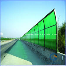 china highway sound barrier wall sound