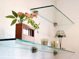 shelf glass kitchen shelving units wall shelf glass door