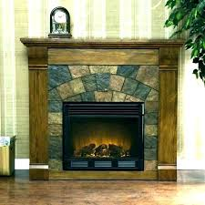 electric fireplace trim kit ideas gas kits wood burning universal er outdoor decorations insert