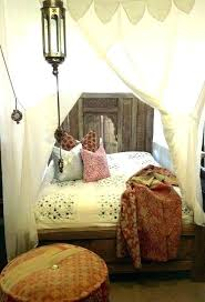 Canopy Bed Cover Queen Size Beds Twin Arched Covers Image Of For ...