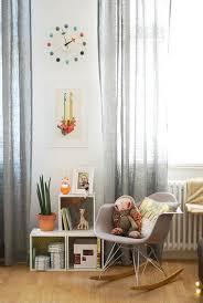 Minimalist Nursery Chair Designs