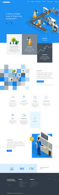 Betheme Web Design Betheme Robotics Responsive Wordpress Demo