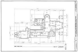 Frank Lloyd Wright House Plans Small N Planskill Solaripedia Falling Water Floor Plans