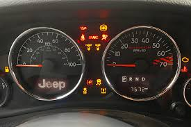 Dash Warning Lights And What They Mean Jeep Jk Dash Warning Lights What They Mean Four Wheeler
