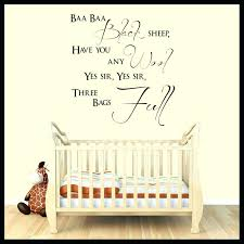 baby girl wall decals quotes also nursery rhyme wall sticker quotes wall decals wall art graphics baa baa sheep wall decals for bedroom pinterest nzg on baby girl wall art quotes with baby girl wall decals quotes also nursery rhyme wall sticker quotes