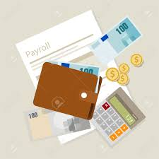 payroll salary accounting payment wages money calculator icon vector payroll salary accounting payment wages money calculator icon symbol vector