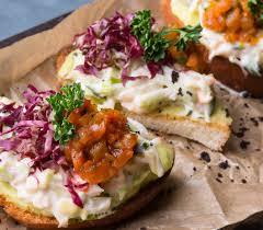Dualit | Asian Crab Crostini Toast Recipe