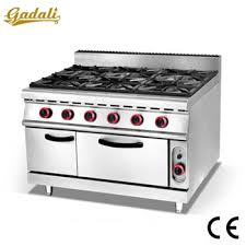 Good Price 6 Buners Big Burner Gas StoveBurner StoveStove Gas