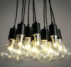 light bulb chandelier light bulb chandelier com regarding remodel 7 edison light bulb chandelier uk
