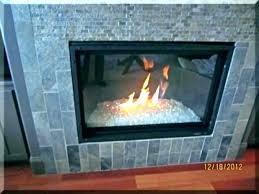 fireplace glass doors gas how to clean fresh door for installation