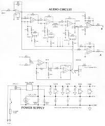 Index of schematics tone control and eqs