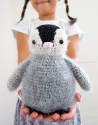 Penguin Crochet Pattern Unique Decorating Ideas