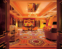 arabic living room furniture. Fancy Orange Furry Rug And Beige Fabric Sofa For Your Arabic Style Living Room Interior Furniture