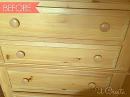 antique white chalk paintHow To Use Chalk Paint  Dresser Makeover  U Create