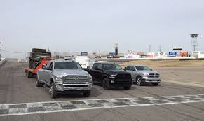 The Trifecta of Diesel Rams [Picture of the Day] - The Fast Lane Truck