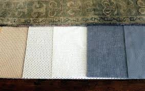rug pads photo 5 of non slip pads for area rugs 5 non slip rug pad