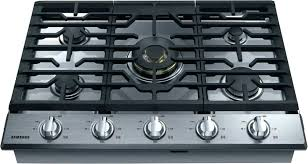 gas cooktop with downdraft. Ge Profile Downdraft Gas Cooktop Inch With 5 Sealed Burners For Contemporary .