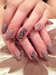 Eye Candy Nails & Training - Acrylic overlays with wild mink gelux ...