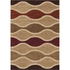 orian rugs plush waves making waves multi area rug 7 10 x 10 10