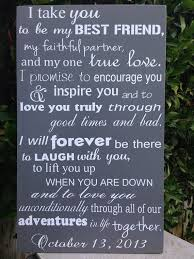 romantic wedding vows exles for her