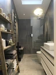 Walk-in Shower Room contemporary-bathroom