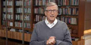 Can Bill Gates — 'another rich guy with an opinion' — move the needle on  climate change? - MarketWatch