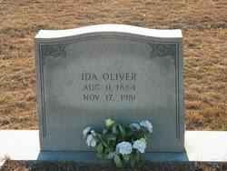 """Ida """"Teen"""" Oliver Oliver (1884-1981) - Find A Grave Memorial"""