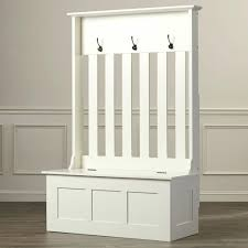 Bench And Coat Rack Combo Mudroom Hall Bench And Coat Rack Details About White Wooden Tree 99