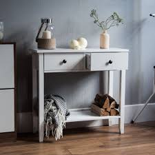 narrow white console table. Most Wished For Narrow White Console Table C