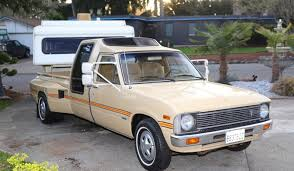 1980 Toyota Hilux - if I ever got a pickup truck, it would be one ...