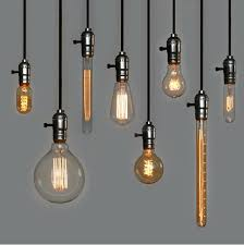 vintage lighting fixtures. Online Shop Retro Incandescent Vintage Light Bulb DIY Handmade Edison Lamp Bulbs For Pendant Lamps Lighting Fixtures
