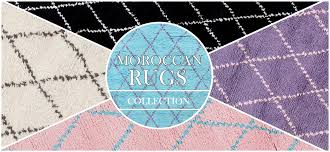 moroccan rug with appealing look